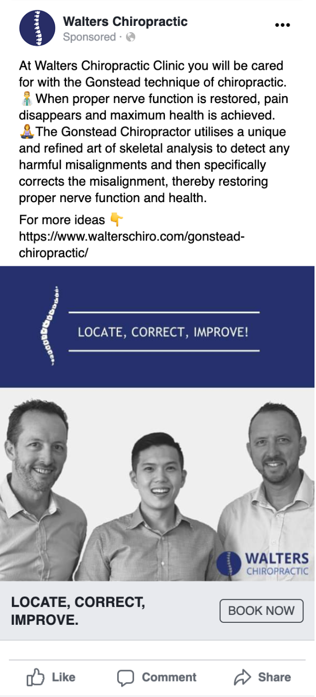 Chiropractic Operations Group