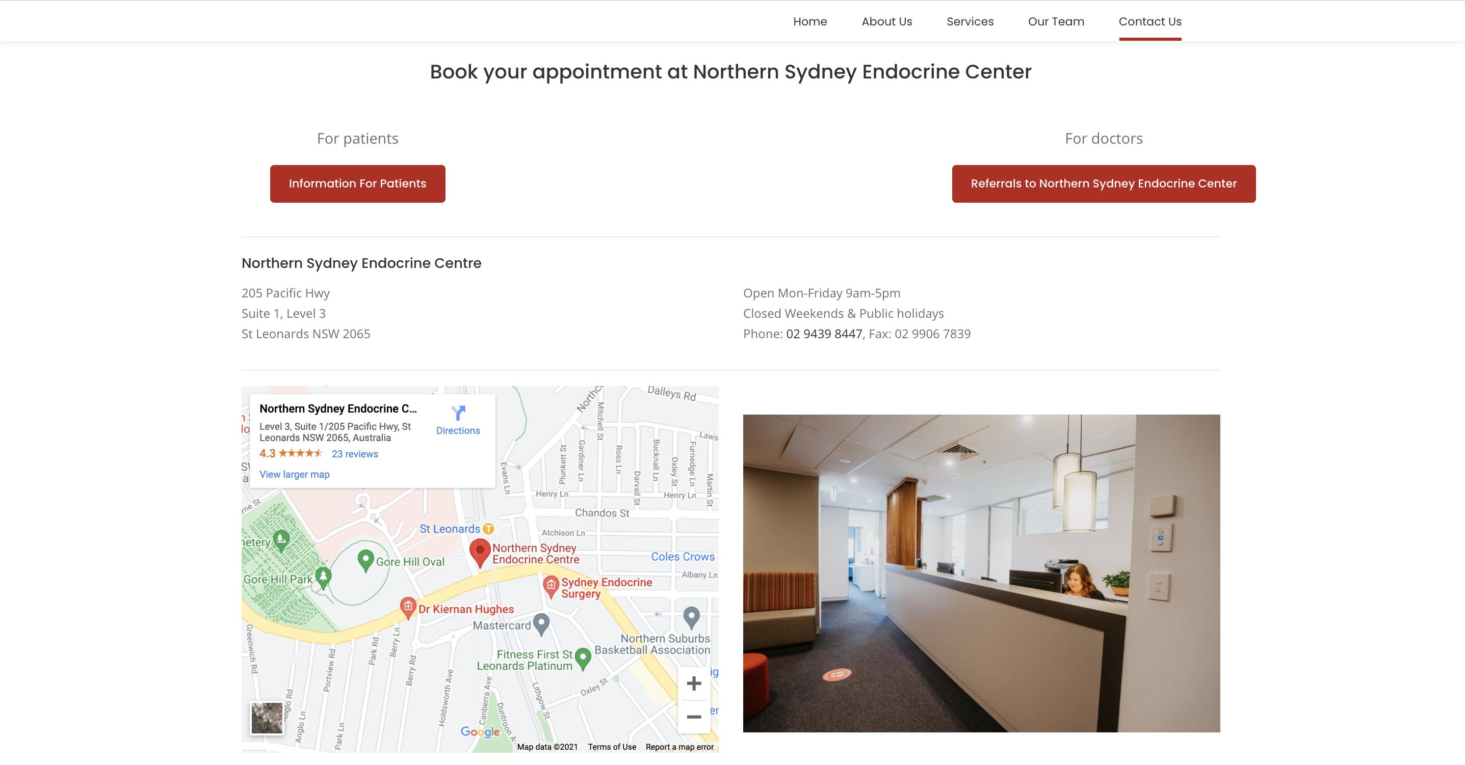 Northern Sydney Endocrine Centre